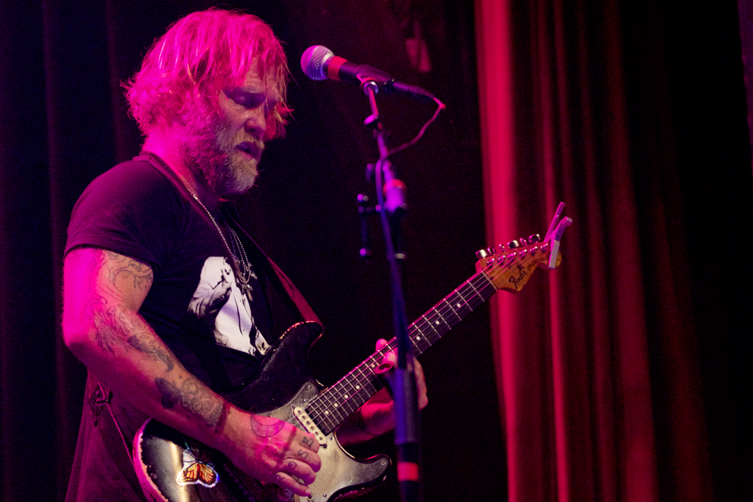 Anders Osborne – Gothic Theater – Denver, CO – September 13, 2013