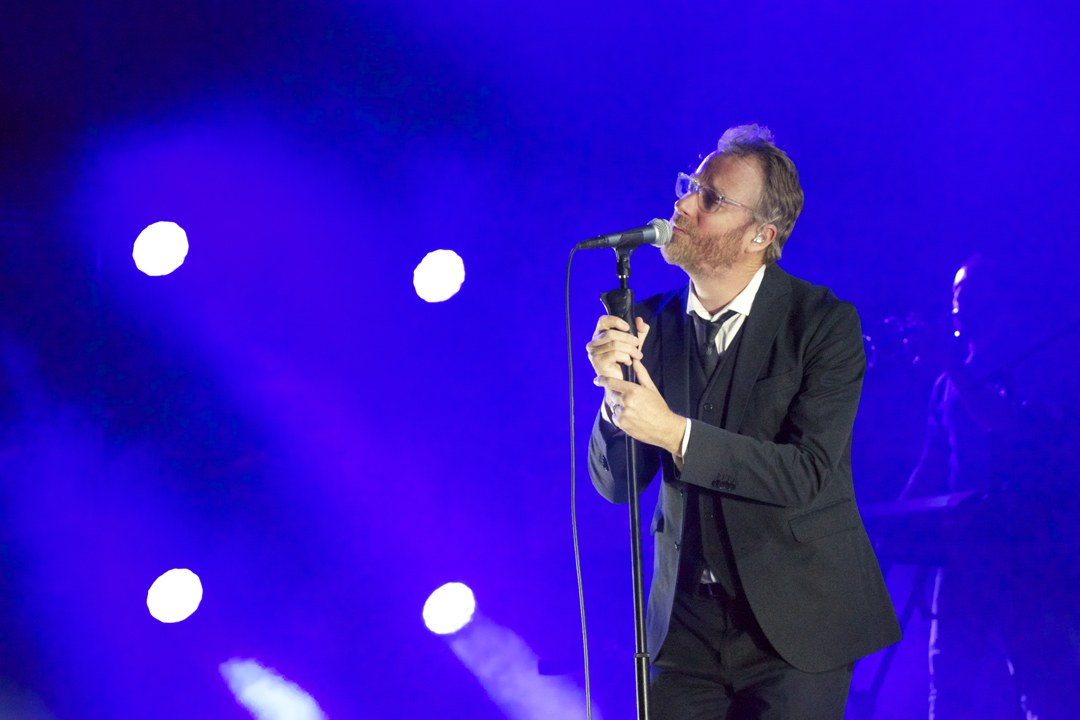 The National – Red Rocks Amphitheater – September 17, 2013