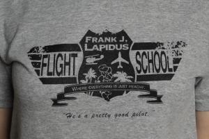Lapidus flight school